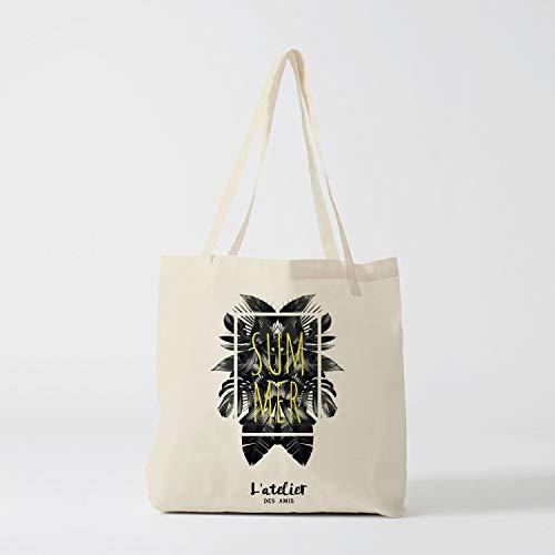 Tote Bag Sommertasche Canvas Baumwolle Tasche Windeltasche Handtasche Tasche Tasche Rennen Current Bag Einkaufstasche Geschenk für Freund