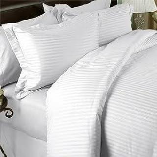 Juego de sábanas completo/doble en algodón egipcio de 1000 hilos ...