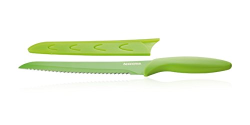 Tescoma 863094 Couteau A Pain Anti ADHESIF 20CM