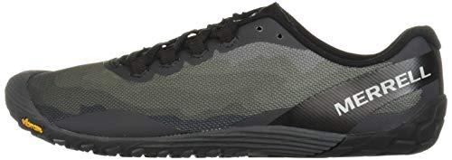Merrell Women's Vapor Glove 4 Fitness Shoes, Black, 8.5 UK