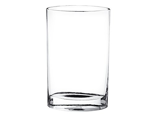 Pasabahce Vase, Verre, Transparent