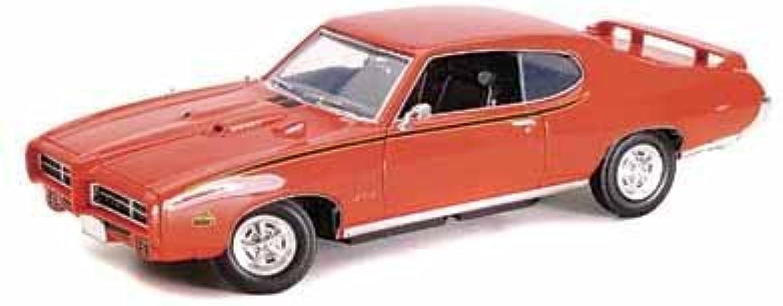 1969 Pontiac GTO Judge 1 18 Orange