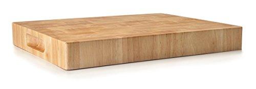 LACOR 60488 Planche à découper rectangulaire, Bois, Marron, 33 cm