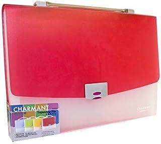 Comix File Bag , Handle 14 Pocket