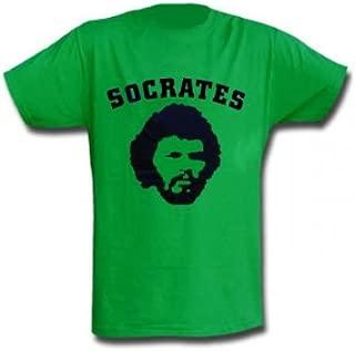 Brazil Socrates Legend T-Shirt