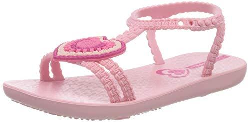 Ipanema Unisex Baby My First V BAB Sandalen, Mehrfarbig (Pink/Pink 9076.0), 27/28 EU