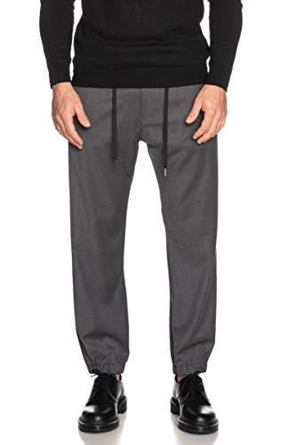 Imperial Pantalone Uomo Grigio Medio
