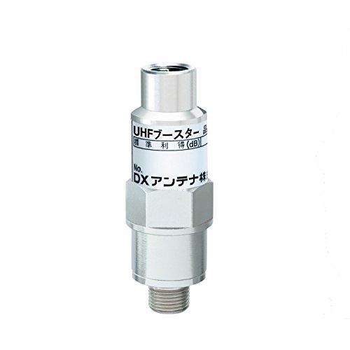 DXアンテナ 屋外用 地上デジタル放送専用 DC15V同軸線重畳式 UHFブースター B007V8S1DC 1枚目