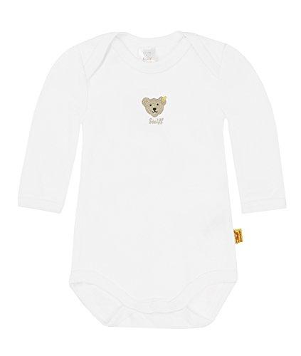 Steiff - 0008502 Body 1/1 Arm - Body Mixte bébé - Blanc (bright white) - FR : 4 ans (Taille fabricant : 104)