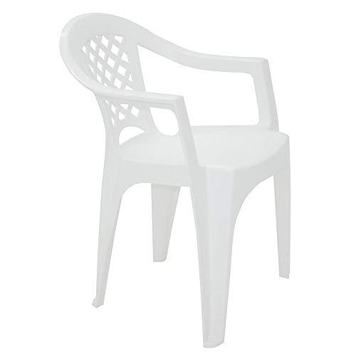 Poltrona Iguape Branca 92221010 Tramontina