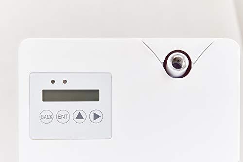 Profumatore di ambienti professionali elettrico e nebulizzatore Weele. Deodorante ad ultrasuoni per spazi grandi