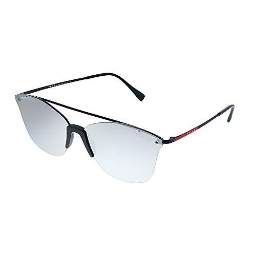 Prada LINEA ROSSA 0PS 52US Gafas de sol, Black Rubber, 64 para Hombre