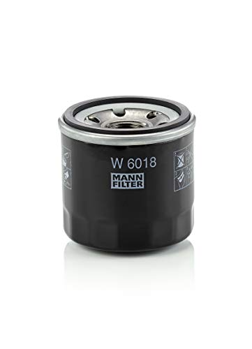 Original MANN-FILTER W 6018 - Schmierölwechselfilter - für PKW
