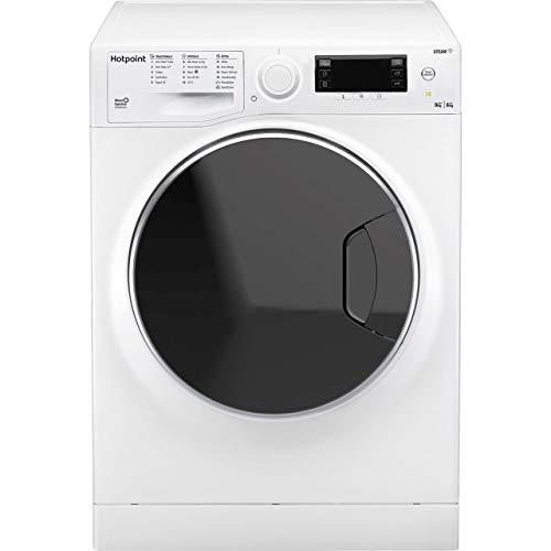 Hotpoint RD966JDUKN 9Kg / 6Kg Washer Dryer with 1600 rpm - White
