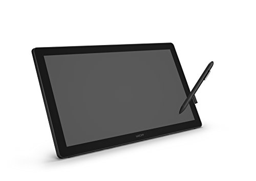Wacom DTH2452 23.8 Display P&T Dark Grey, DTH-2452 (Dark Grey)