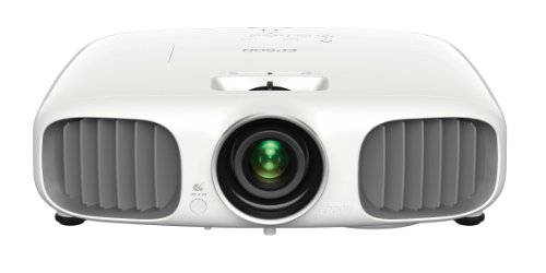 Epson V11H501020 PowerLite Home Cinema 3020 2D and 3D 1080p Home Theater Projector