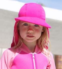 Girls Sun Flap Hats Swim Flap Hats UPF 50 Sun Protection Sun Hats for Kids and Adults