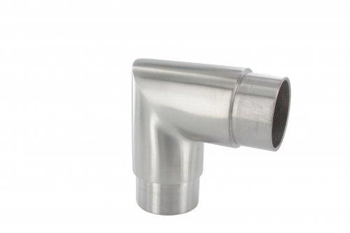 Rohrbogen 90° scharf, für Rohr 42,4 x 2,0mm