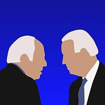 Bernie Sanders Vs Joe Biden Rap Battle