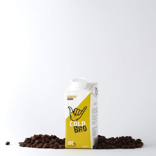 COLD BRO 200 ml - Coldbrew Coffee - biologisch (24 Stück)