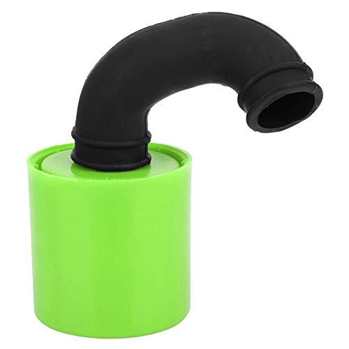 VGEBY Filtro de Aire RC para Coche, Control Remoto Universal a Escala 1: 8 Mini Filtro de Aire para Motor 1/8 Filtro de Aire para vehículos RC Accesorio de Repuesto(Verde)