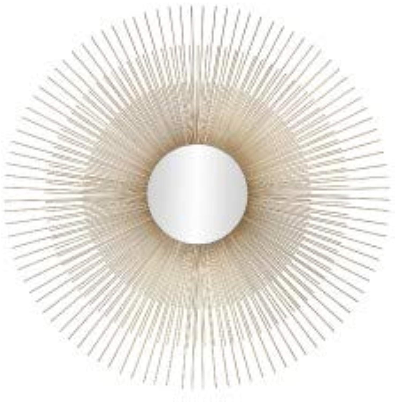 Andrea House–Spiegel Sonne Gold 76x 1cm (ax17088)