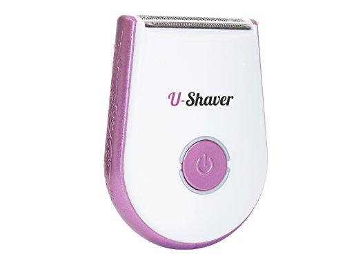 U Shaver Rasoir High Tech pour et USB Rechargeable Poils sur le corps supprimer facile à la maison et en voyage