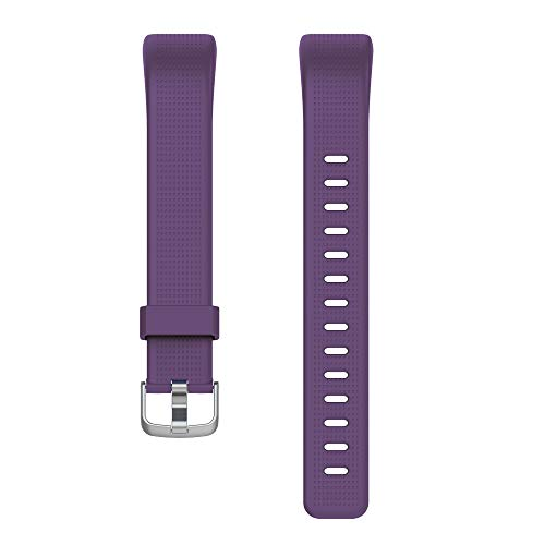 Willful SW352 Correa de Repuesto Pulsera de Actividad ID130Plus Color HR (púrpura)
