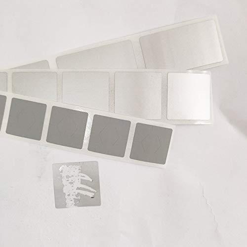 PMSMT 100 Uds Todo Tipo de Adhesivos para rascar Pegatinas DIY Cinta de Etiqueta Manual Hecha a Mano película de Tarjeta de Rayas rayadas