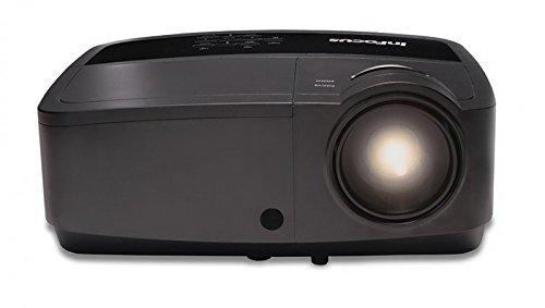 Infocus IN118HDxc DLP Projektor (Full-HD, 3.200 ANSILumen, 1.920x1.080, 1.080p, 15.000:1, HDMI, VGA, 3D-Ready)