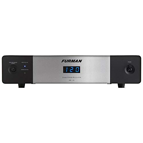 Furman SPR-20i 12-Outlet Stable Power AC Voltage Regulator