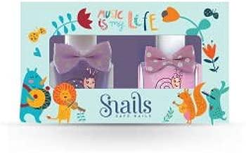 SNAILS Non-Toxic Nail Polish Set