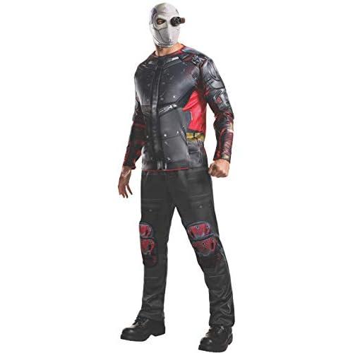 Rubie' s costume da Deadshot ufficiale, Suicide Squad, adulti, taglia M