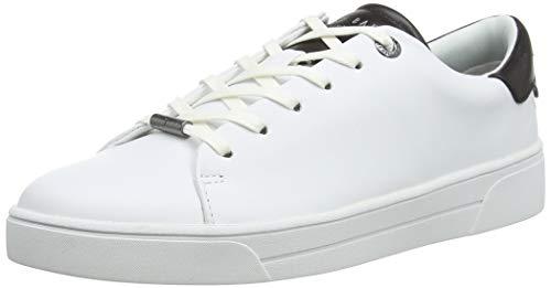 Ted Baker Damen Zenib Sneaker, Weiß (White White), 37.5 EU
