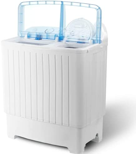 Hight NEW before selling ☆ Quality Mini Compact Twin Machine Tub Portable Limited price 17 Washing