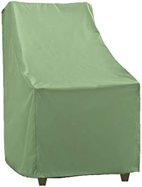 Patio Outdoor Club Chair Cover with F and Adjustable Peel Max 90% OFF Secure Ranking TOP9