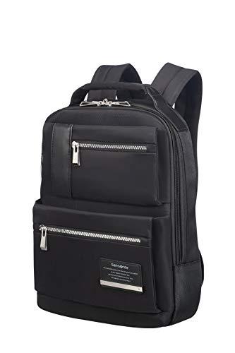 """Samsonite Openroad Chic - Zaino per laptop da 13,3"""", in nichel, 37 cm, 11 l, colore: Nero"""