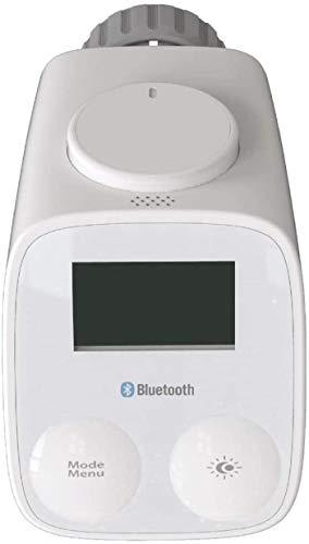 essentials Smart Home Heizungsthermostat Bluetooth, intelligentes Heizkörperthermostat, vielfältige Funktionen, inkl. App