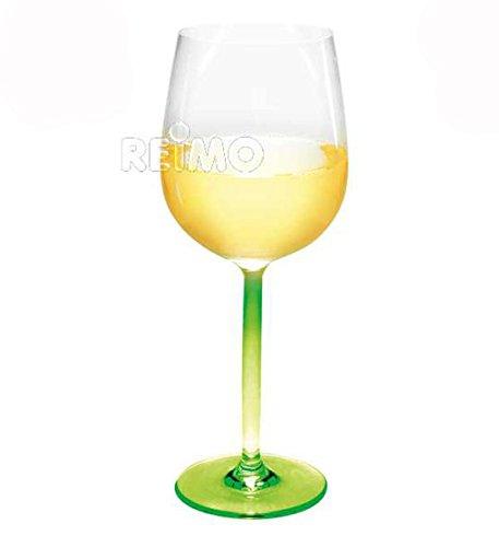 Camp4 Weinglas Tarifa 2 Stück, transparent 370ml