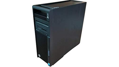 HP Workstation Z640 (Intel Xeon 6-Kern E5-2620v3 | 128 GB RAM | NVIDIA Quadro M4000 | 500 GB SSD | Win 10 Pro) - (Zertifiziert und Generalüberholt)