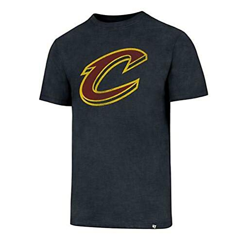 NBA Cleveland Cavaliers Cavs Camiseta de baloncesto Knockaround, negro