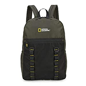 Mochila National Geographic, Verde, Unissex