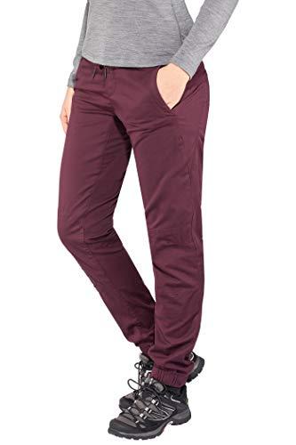 Black Diamond Unisex-Adult W Alpine Light Casual Pants, Bordeaux, M