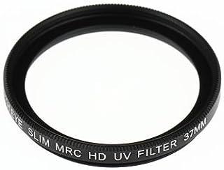 【レンズ保護フィルター37mm+58mm】OLYMPUS OM-D E-M10 Mark III EZダブルズームキット用 互換マルチコートUVレンズ保護フィルター 37mmと58mmの2点セット