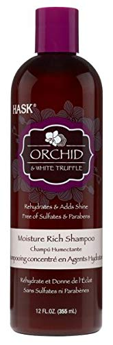 Hask Orchid & White Truffle Extreme Moisture Shampoo (Pack of 3)