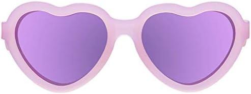 Babiators The Influencer Pink Heart Polarized Lens 3 5 Years product image