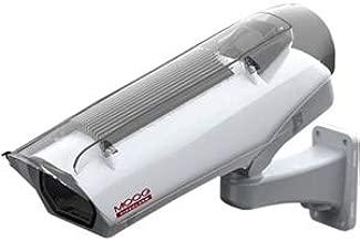 Videolarm FCH11C2WQ, Camera Housing, Outdoor, Wall/Pole Mount, 24 Volt AC or 12/24 Volt DC Input, NEMA 4/IP66