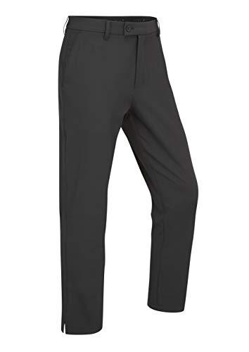 Stuburt Urban - Pantaloni da Golf da Uomo, Uomo, Pantaloni da Golf, SBPNT1140, Nero, 36W / 31L
