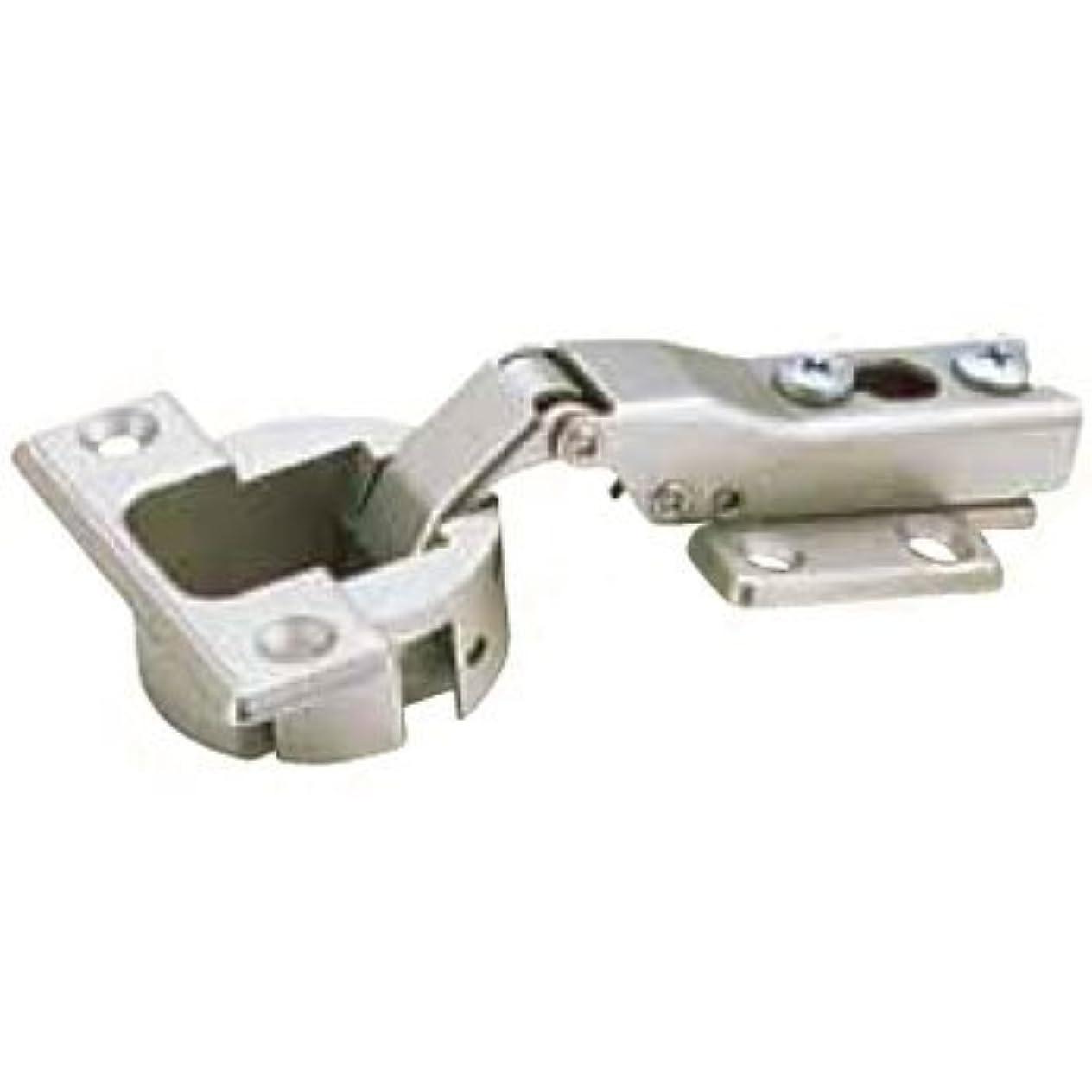 面倒正当化するクルーズアイワ金属 アトム スライド丁番 40mm 全かぶせ キャッチ付(1箱?3個価格) AP-1041N