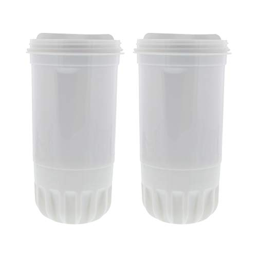 Tier1 replacement for ZR-001 ZeroWater Comparable Replacement Filter Cartridge 2 Pack